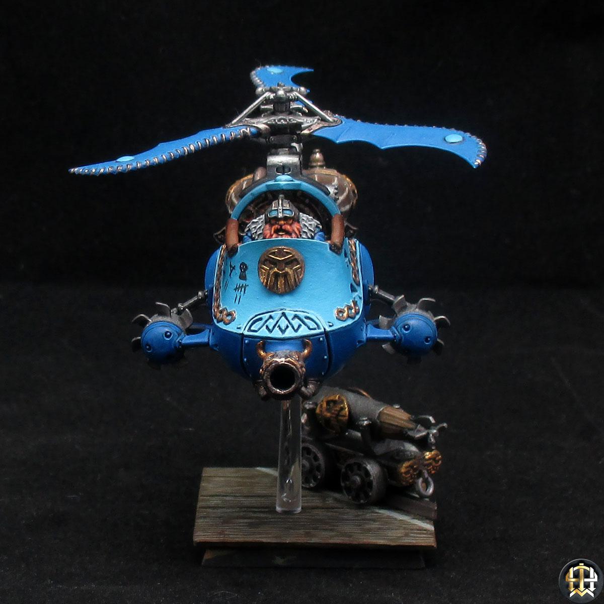 Dwarf TorpedoBomber