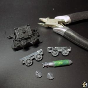 Scratch building czyli budujemy elemety podstawki