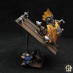 Dwarf SubMarine Gyrocopter