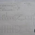Krasnoludzki okręt - szkice