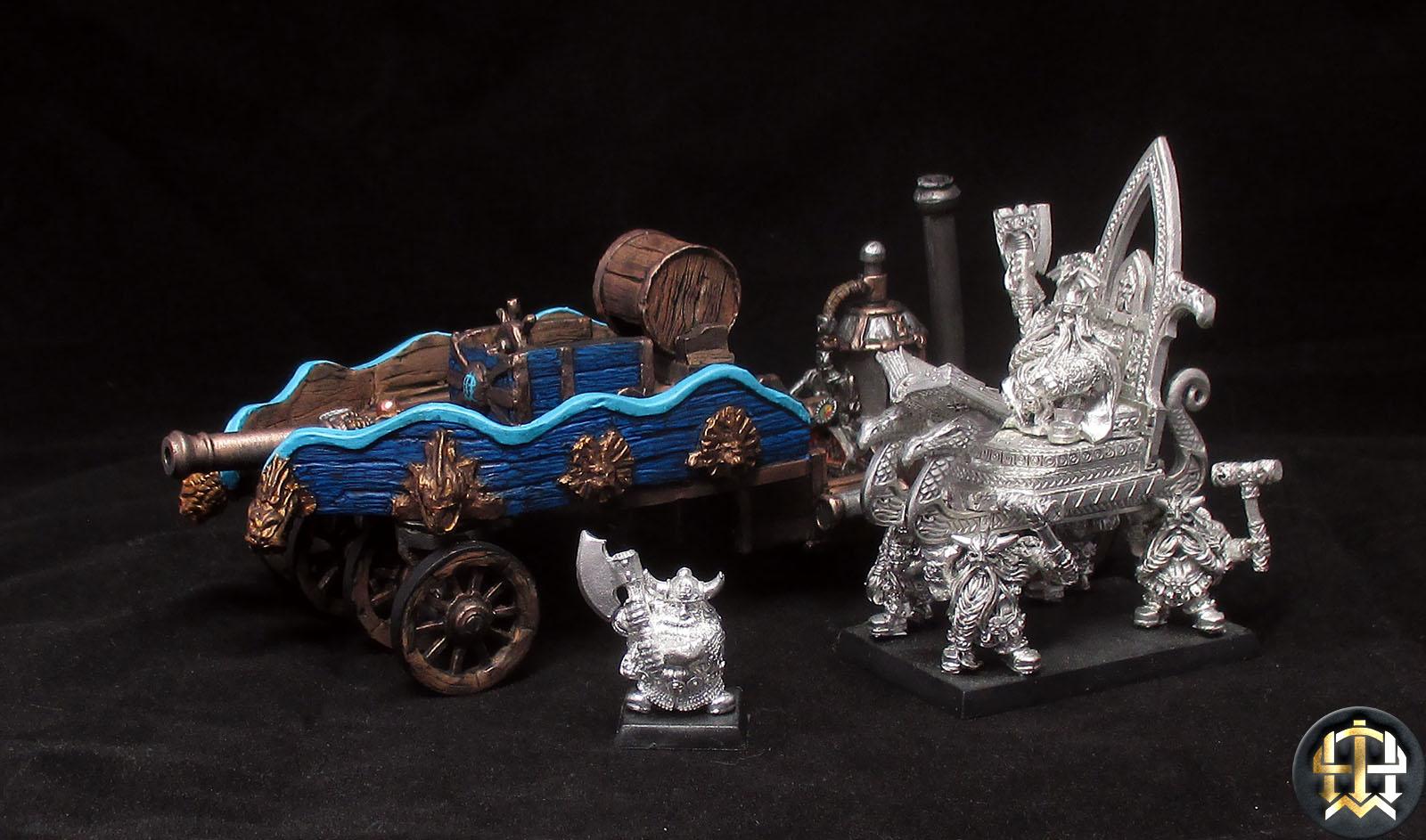 Dwarf Juggernaut - TA2