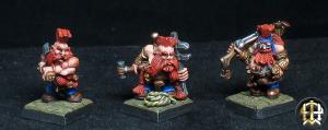 Załoga do Dwarf Malakai Makaisson's Goblin Hewer